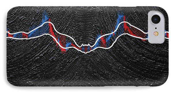 Batwomen - The Chart Phone Case by Antonio Wehrli