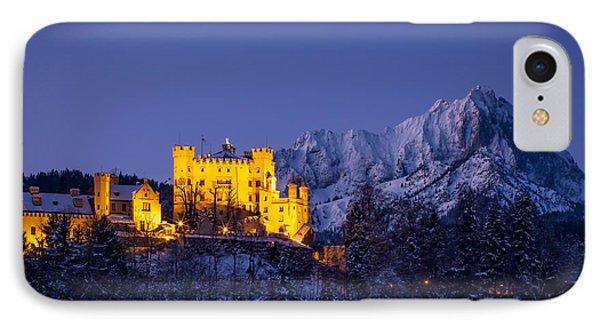 Bavarian Castle Phone Case by Brian Jannsen