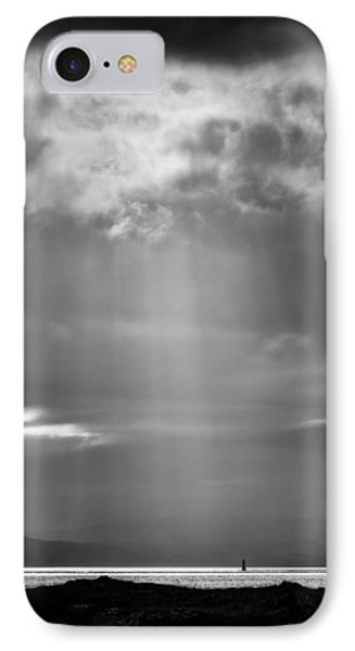 Bay Light IPhone Case by Dave Bowman