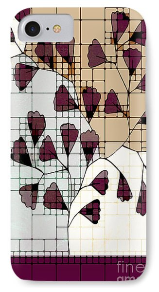 Be-leaf - Prune 01-ab103b IPhone Case by Variance Collections