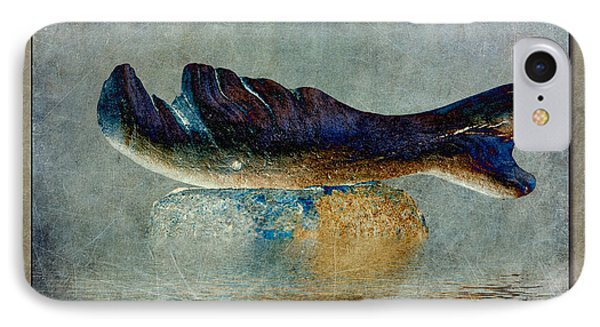 Beached Whale II Phone Case by WB Johnston