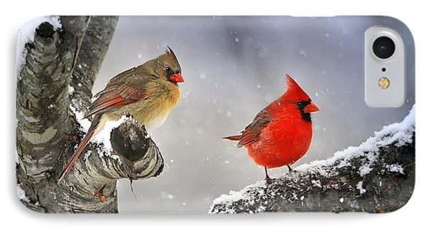 Beautiful Together IPhone Case by Nava Thompson