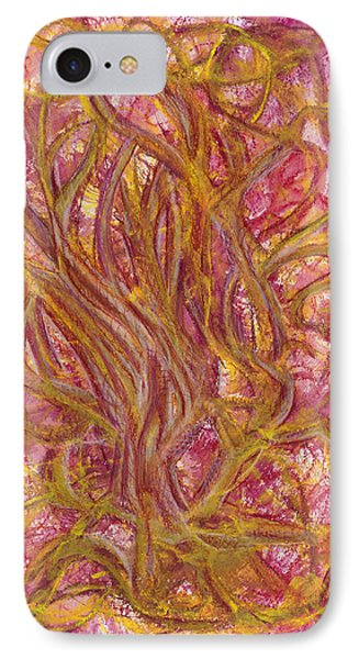 Beauty And Imperfection IPhone Case by Kelly K H B