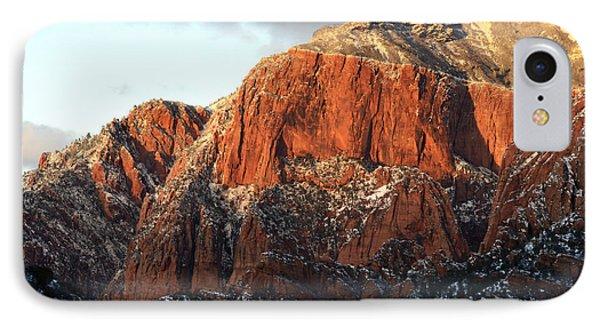 Beauty Of Kolob Canyon  Phone Case by Bob Christopher
