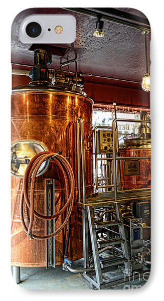 Beer - The Brew Kettle Phone Case by Paul Ward