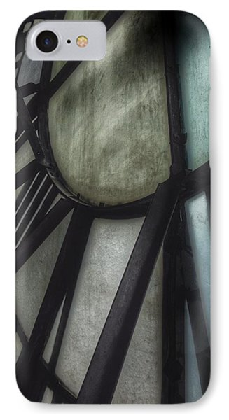 Behind The Clock - Emerson Bromo-seltzer Tower IPhone Case by Marianna Mills