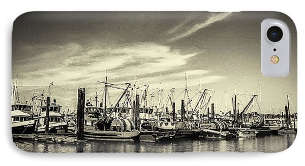 Bellingham Fishing Fleet IPhone Case by Arne Hansen