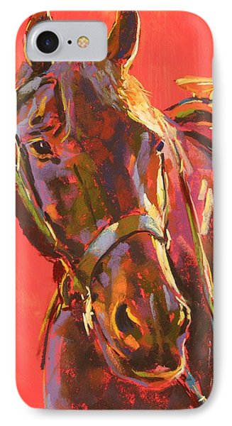 Benny Phone Case by Mary McInnis