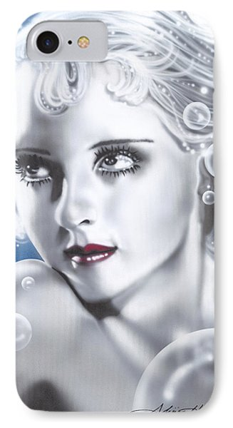 Bette Davis Phone Case by Alicia Hayes