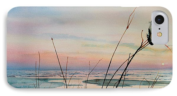 Beyond The Sand IPhone Case by Hanne Lore Koehler