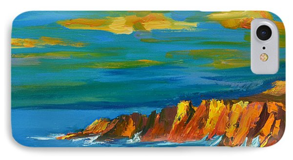 Big Sur At The West Coast Of California IPhone Case by Patricia Awapara