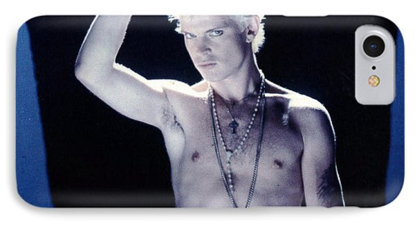 Billy Idol - Close Up & Personal IPhone Case by Epic Rights