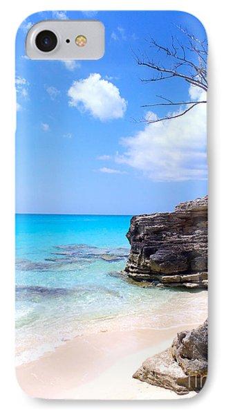 Bimini Beach IPhone Case by Carey Chen