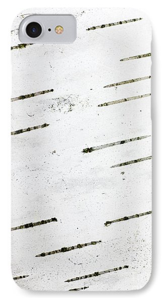 Birch Bark Phone Case by Steven Ralser