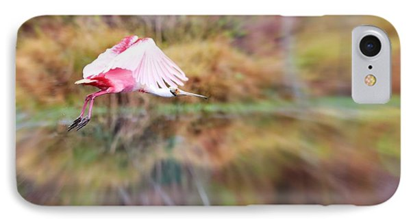 Birds Eye View IPhone Case by Carol Groenen