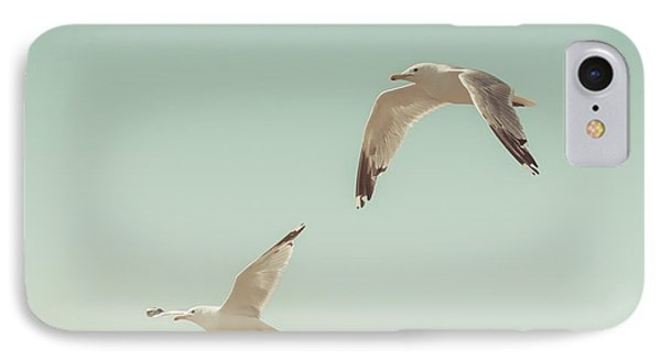 Birds Of A Feather IPhone Case by Lucid Mood