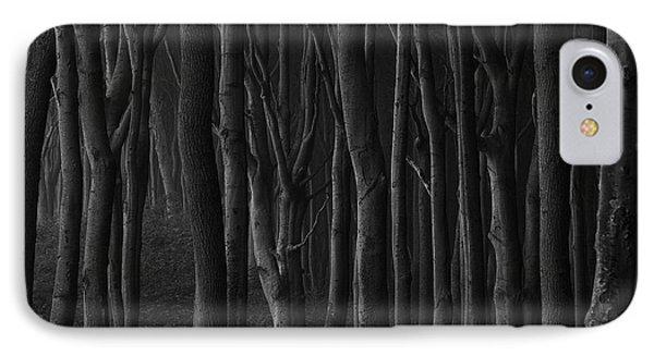 Black Forest Phone Case by Heiko Koehrer-Wagner