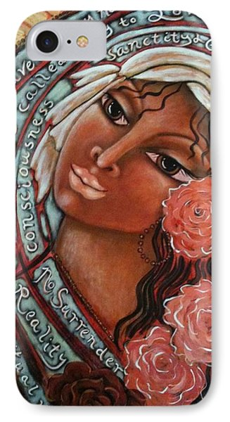 Blessings Of The Magdalene IPhone Case by Maya Telford