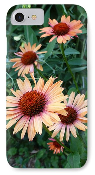 Blooming Coneheads Phone Case by Lingfai Leung