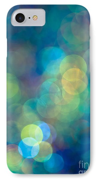 Blue Of The Night IPhone 7 Case by Jan Bickerton