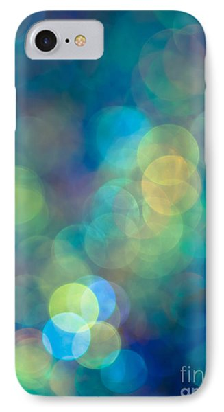 Blue Of The Night IPhone Case by Jan Bickerton