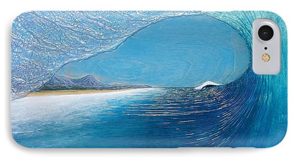 Blue Room Phone Case by Nathan Ledyard