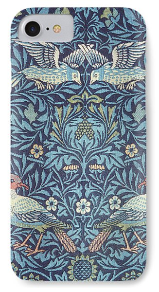 Blue Tapestry Phone Case by William Morris