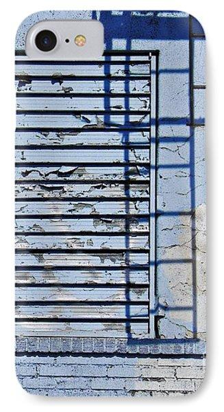 Blue Wall Phone Case by Sarah Loft