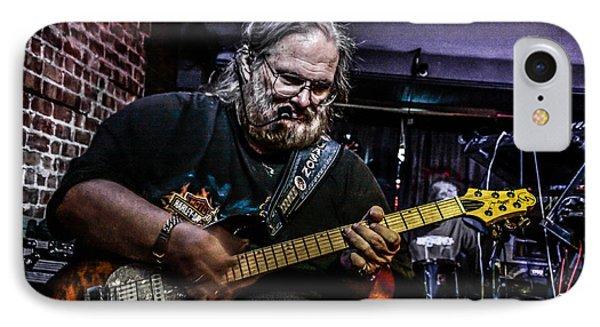 Bluesman Phone Case by Ray Congrove