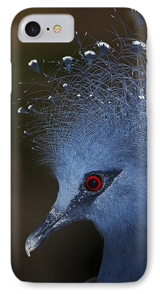Blutiful.. Phone Case by Nina Stavlund