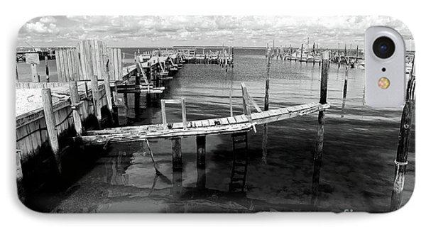 Boat Dock Phone Case by John Rizzuto