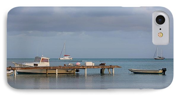 Boats At Rest Phone Case by Eric Glaser
