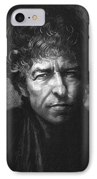 Bob Dylan Phone Case by Viola El