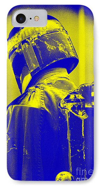 Boba Fett Costume 1 Phone Case by Micah May