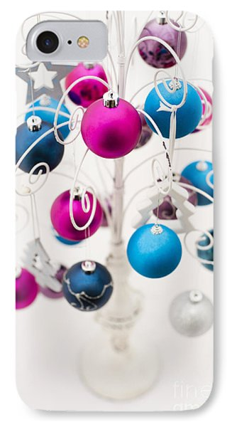 Bold Baubles Phone Case by Anne Gilbert