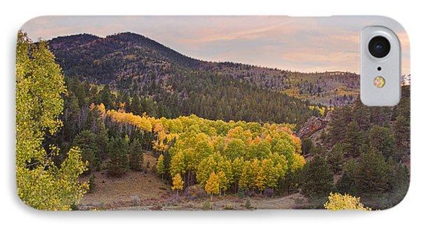 Bonanza Autumn View Phone Case by James BO  Insogna