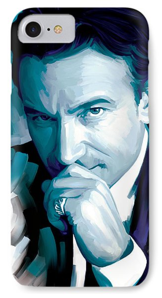 Bono U2 Artwork 4 IPhone Case by Sheraz A