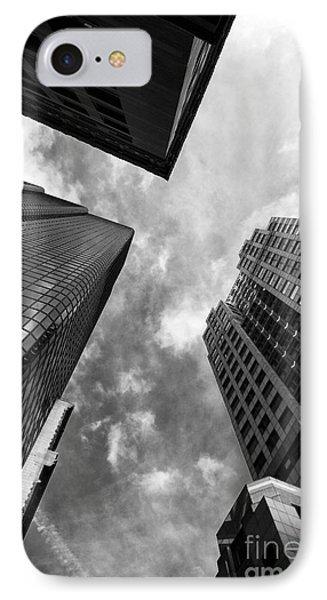 Boston Rising Phone Case by John Rizzuto