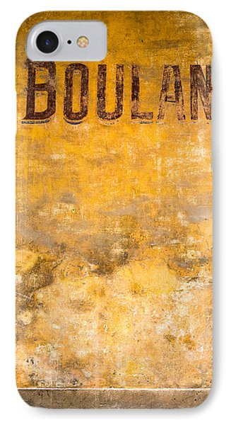 Boulangerie Phone Case by Instants