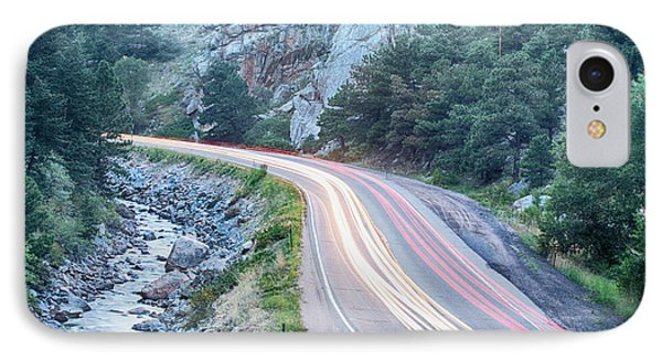 Boulder Canyon Drive And Commute Phone Case by James BO  Insogna