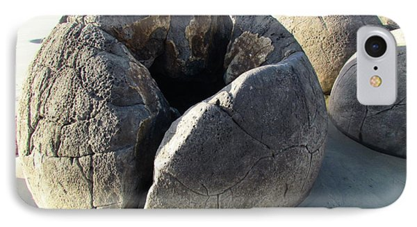 Boulders Phone Case by Joyce Woodhouse