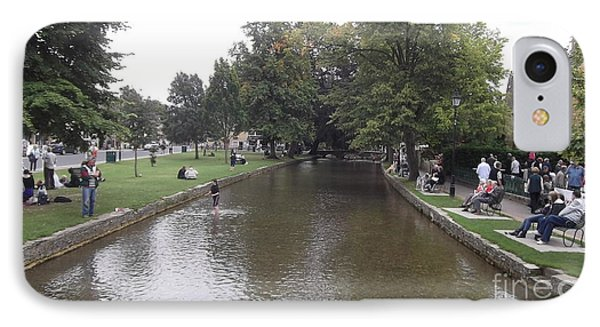 Bourton On The Water Phone Case by John Williams