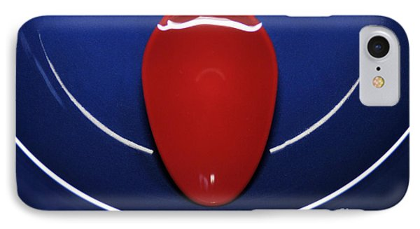 Bowl Water Spoon Phone Case by Dan Holm