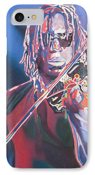 Boyd Tinsley Colorful Full Band Series Phone Case by Joshua Morton