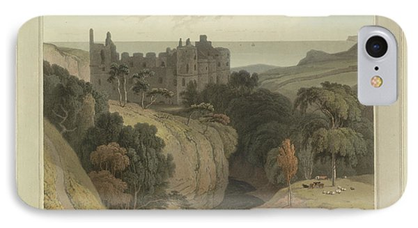 Boyne Castle IPhone Case by British Library