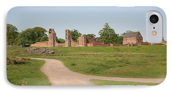 Bradgate Park House Phone Case by Mark Severn