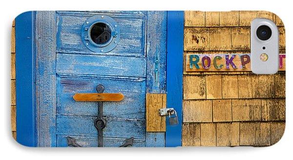 Bradley Wharf Rockport IPhone Case by Susan Candelario