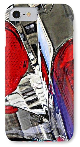 Brake Light 35 Phone Case by Sarah Loft