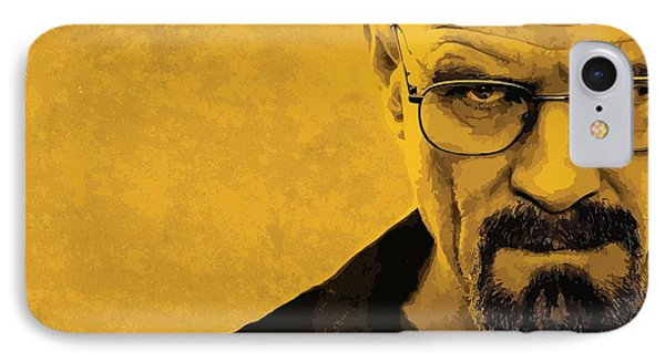 Breaking Bad Phone Case by Gianfranco Weiss