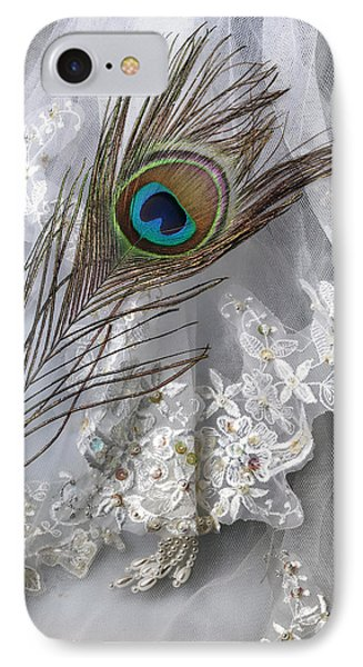 Bridal Veil IPhone Case by Joana Kruse